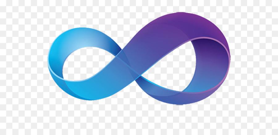 Microsoft Visual Studio Blue png download.