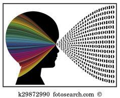Visual perception Stock Illustration Images. 136 visual perception.