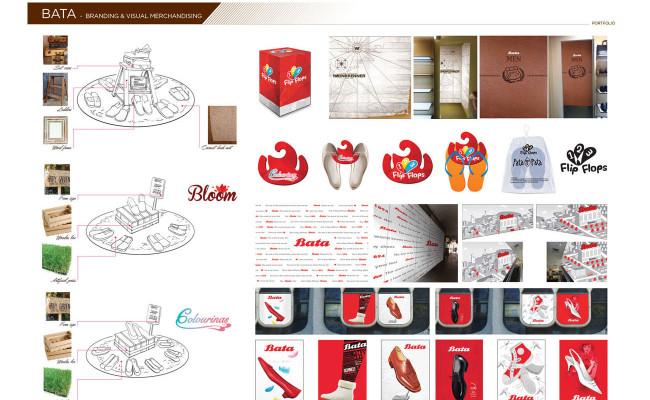 Bata Branding & Visual Merchandising.