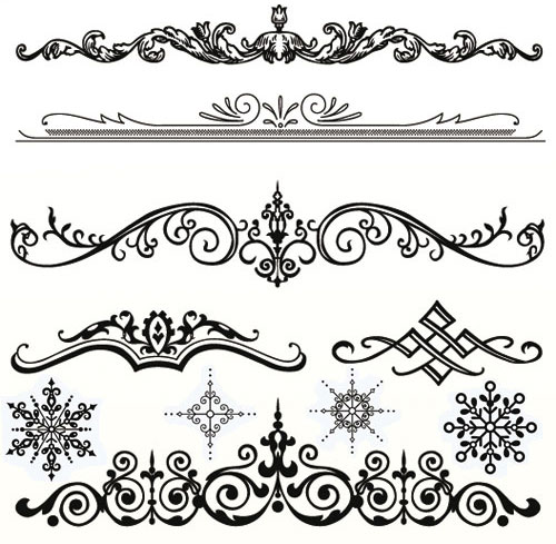 Ornament Clipart.