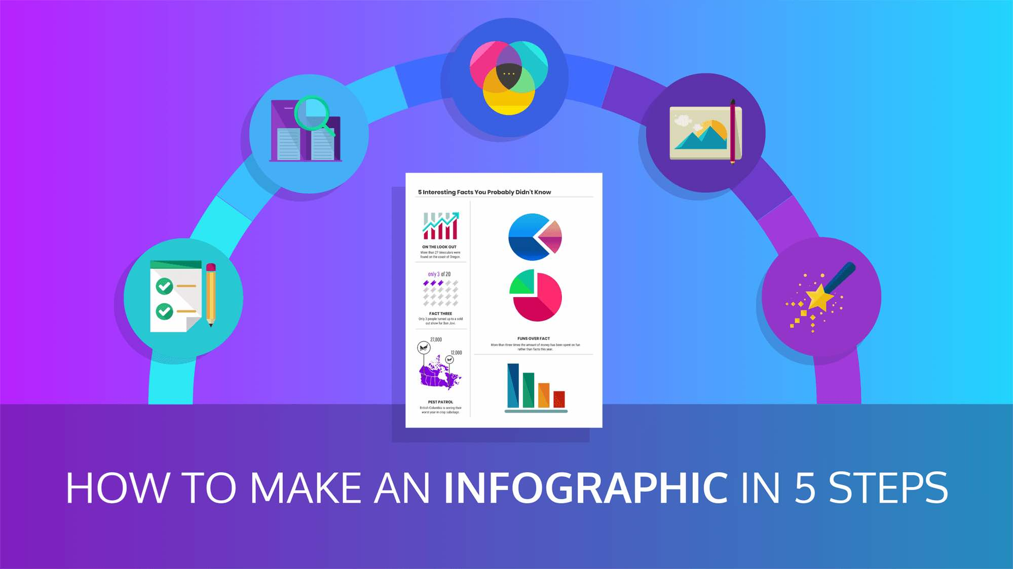 How to Make an Infographic in 5 Steps (Beginner Guide.