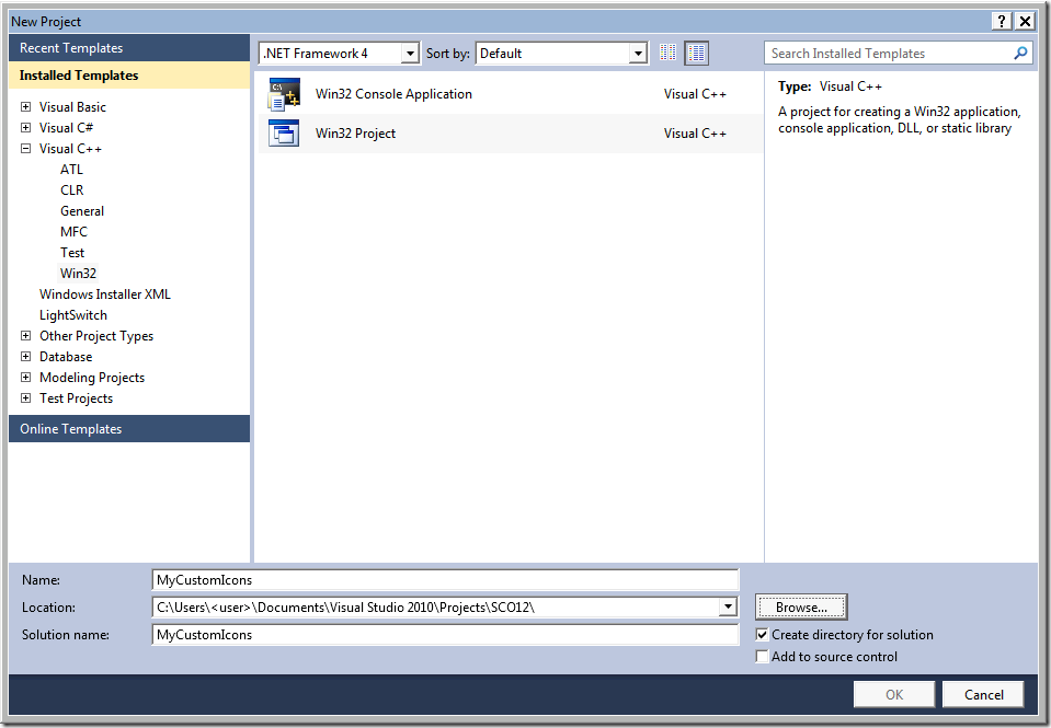Creating your own custom icons for Orchestrator activities.