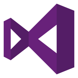 Microsoft Visual Studio Icon.