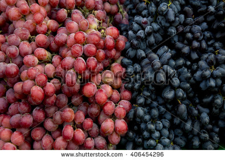 Red Wine Grapes Background Dark Grapes Stock Photo 371071373.