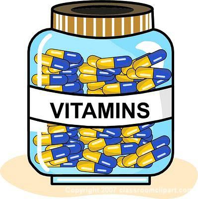 Vitamin Clip Art Free.
