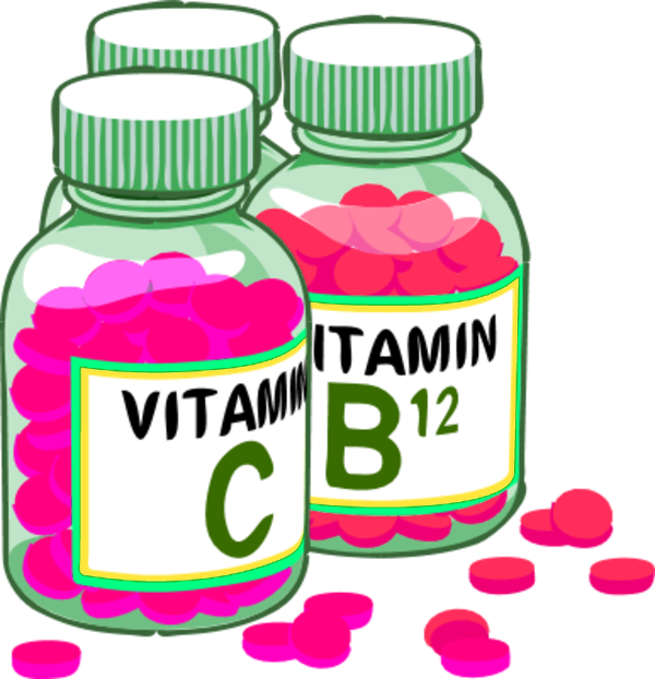 Vitamin a clipart.