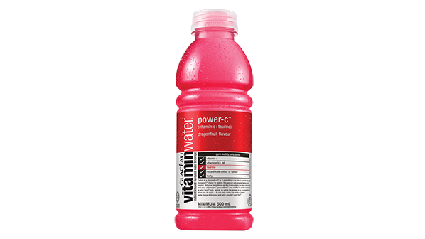 glaceau vitaminwater: Power C (Dragonfruit): The Coca.
