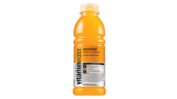 glaceau vitaminwater: Essential Orange: The Coca.