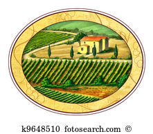 Viticulture Illustrations and Clipart. 188 viticulture royalty.