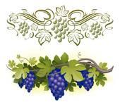 Viticulture Clip Art.