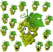 Royalty Free Viticulture Clip Art.