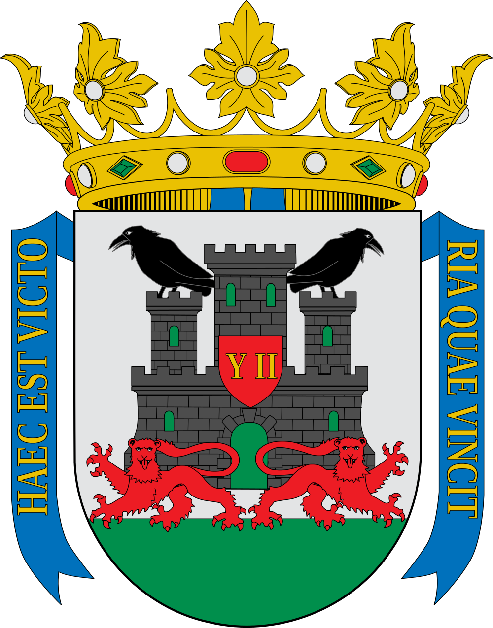 File:Escudo de Vitoria.svg.