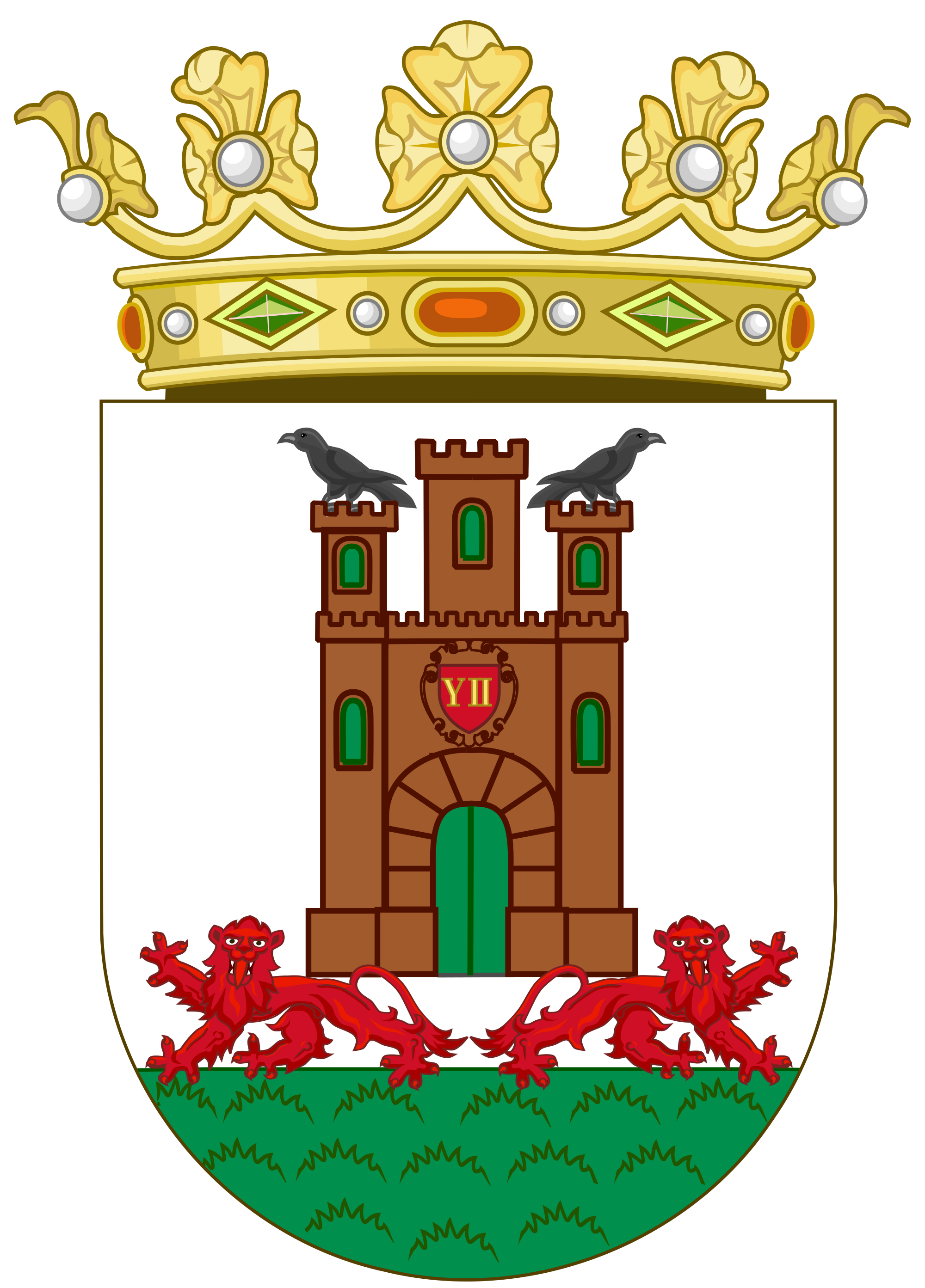 File:Coat of Arms of Vitoria.
