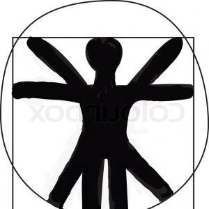 Free Stick Man Clip Art Draw.