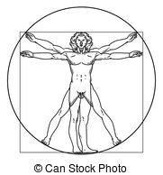Vitruvian man Illustrations and Clip Art. 255 Vitruvian man.