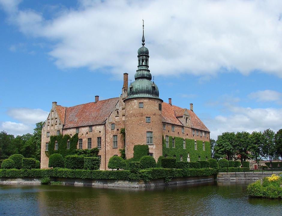 Free photo: Denmark, Vitskol Abbey, Religion.