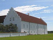 Vitskøl Abbey.