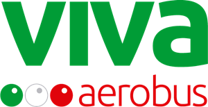Viva Aerobus Logo Vector (.AI) Free Download.