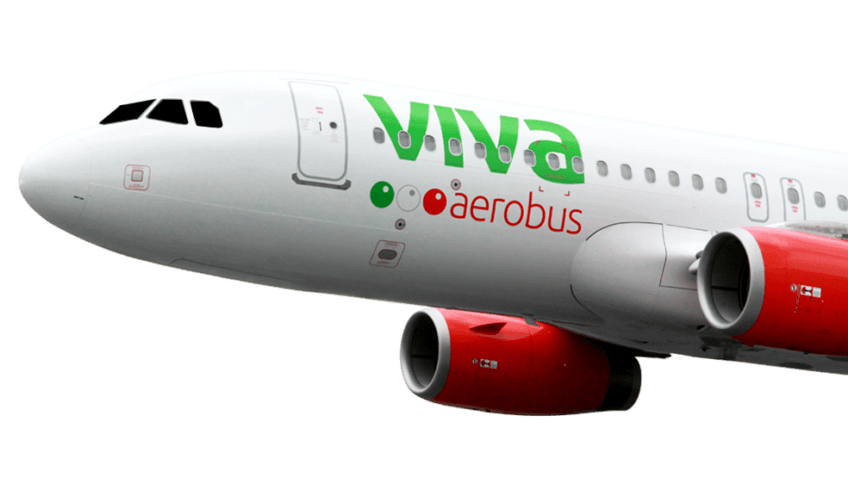 With a direct flight from Cancun, Viva Aerobus will land in.