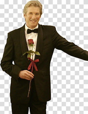 Richard Gere transparent background PNG cliparts free.