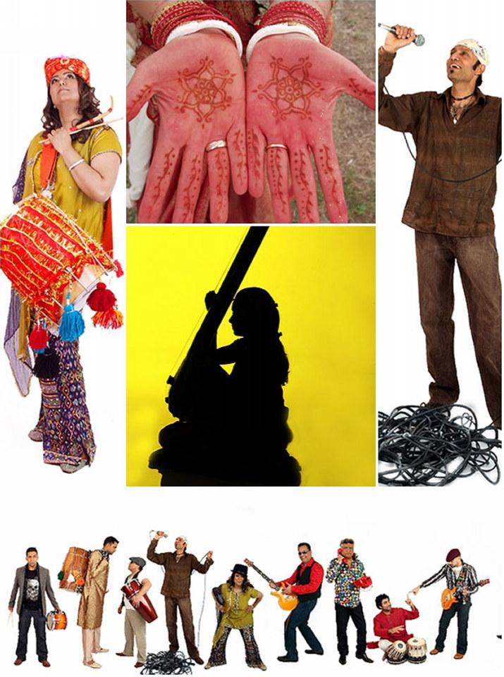 Strings Bollywood Band bring a vivid taste of India to you wedding.