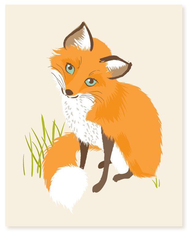 fox vixen.