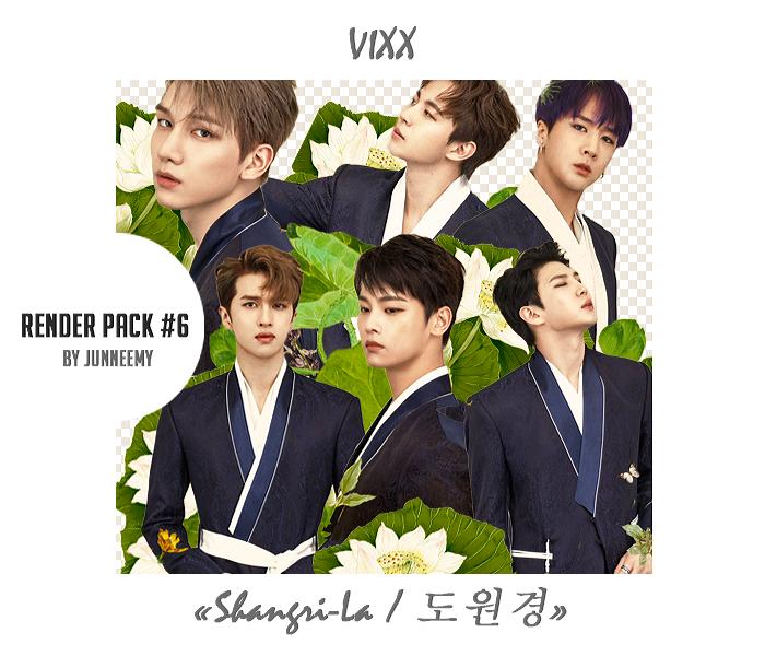 VIXX on ASIAN.