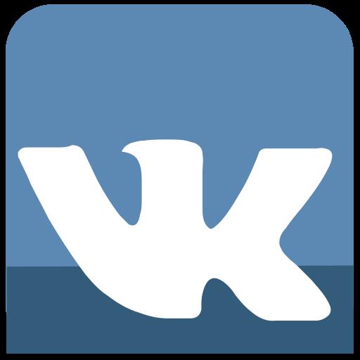 Icons, media, sl, social, vk icon.