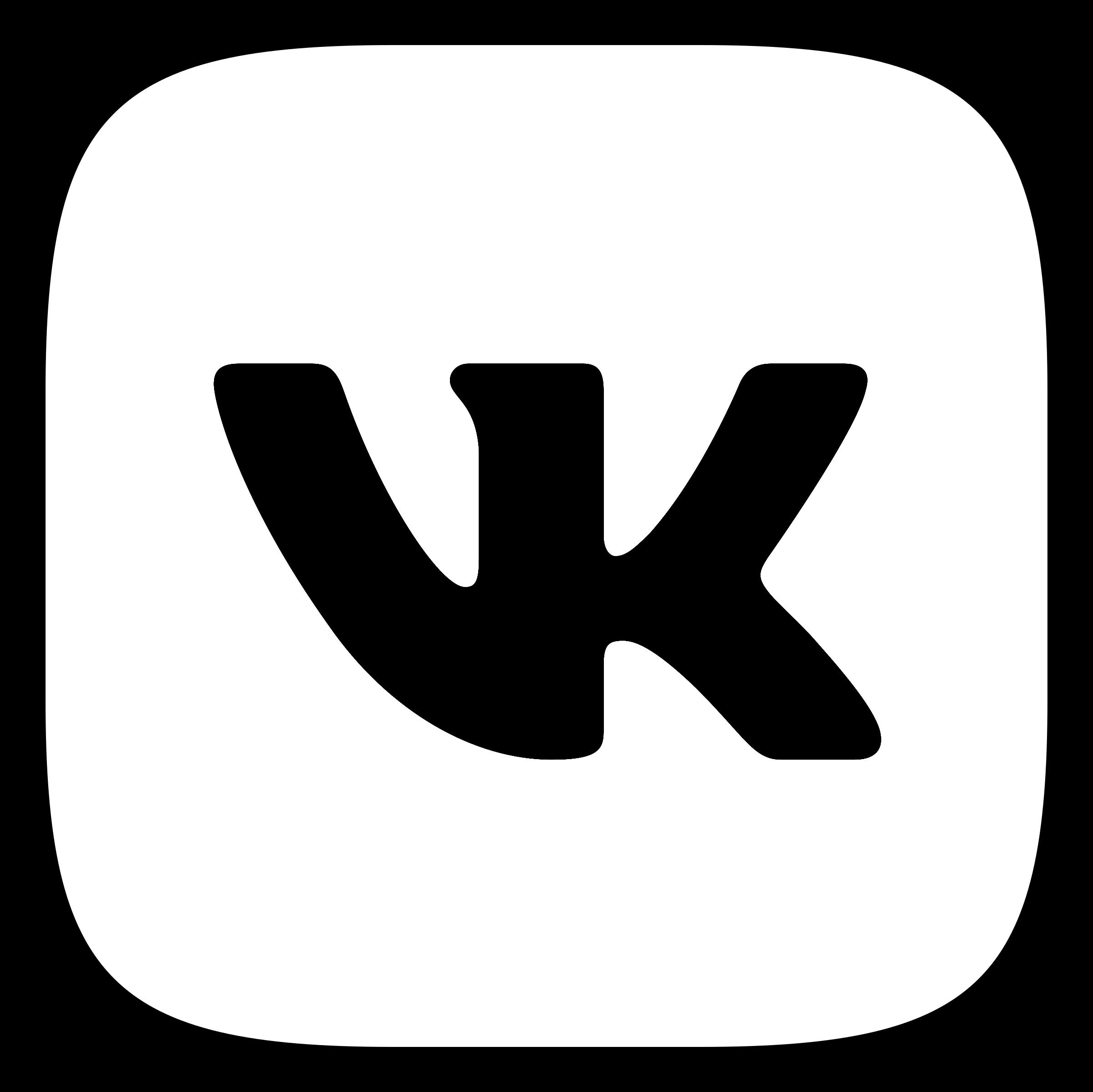 VK Logo PNG Transparent & SVG Vector.