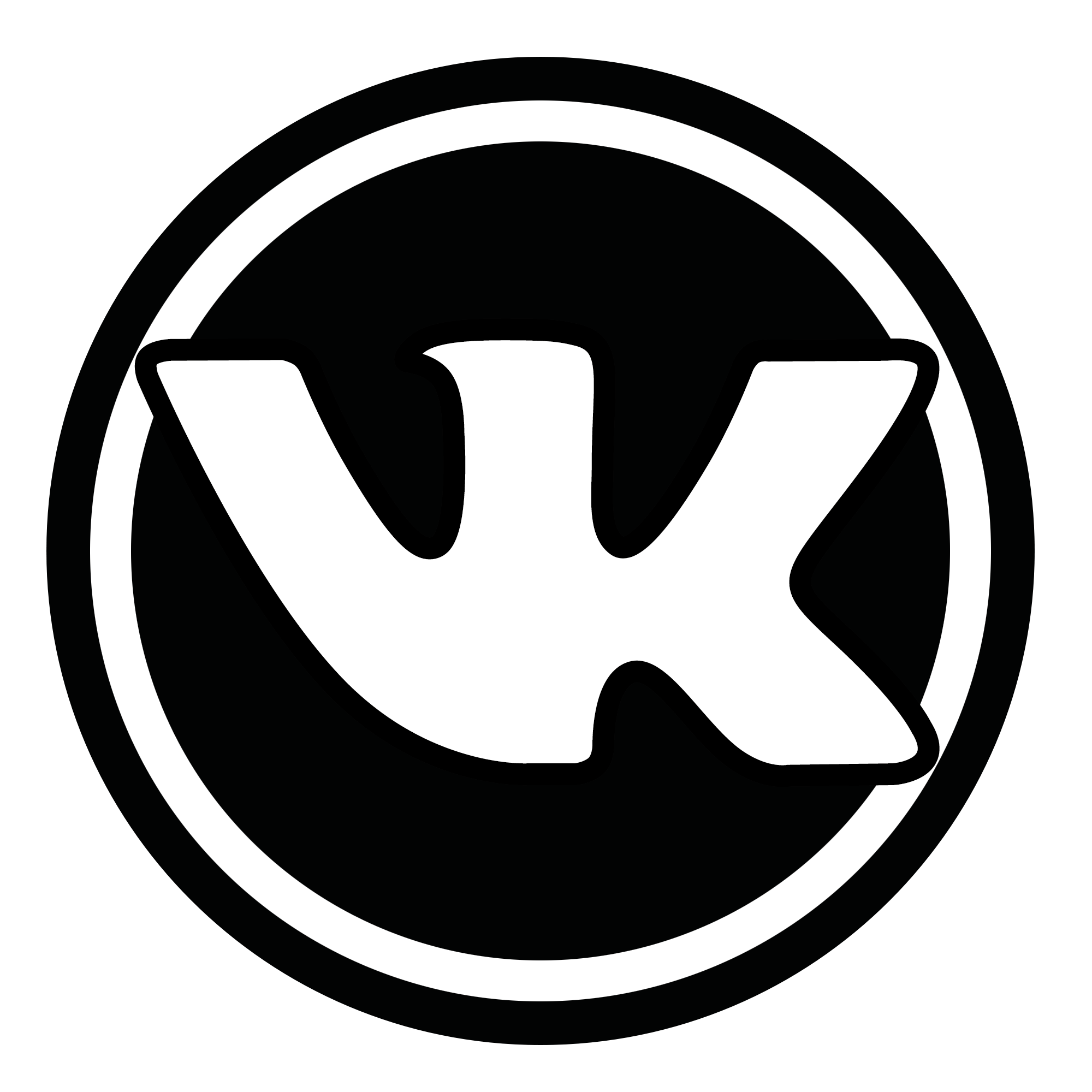 File:B&W Vk icon.png.