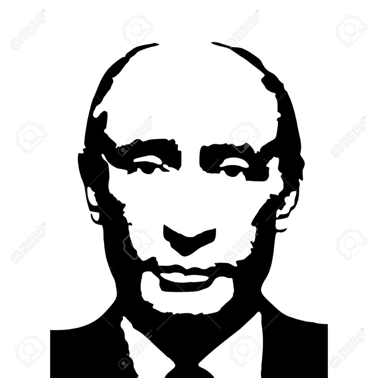 Putin clipart.