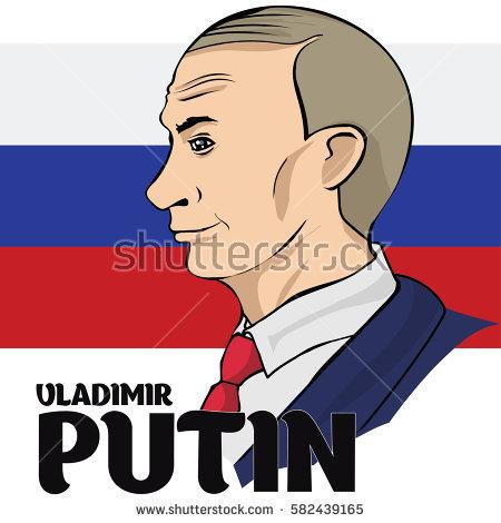 Vladimir Putin Stock Vectors, Images & Vector Art.