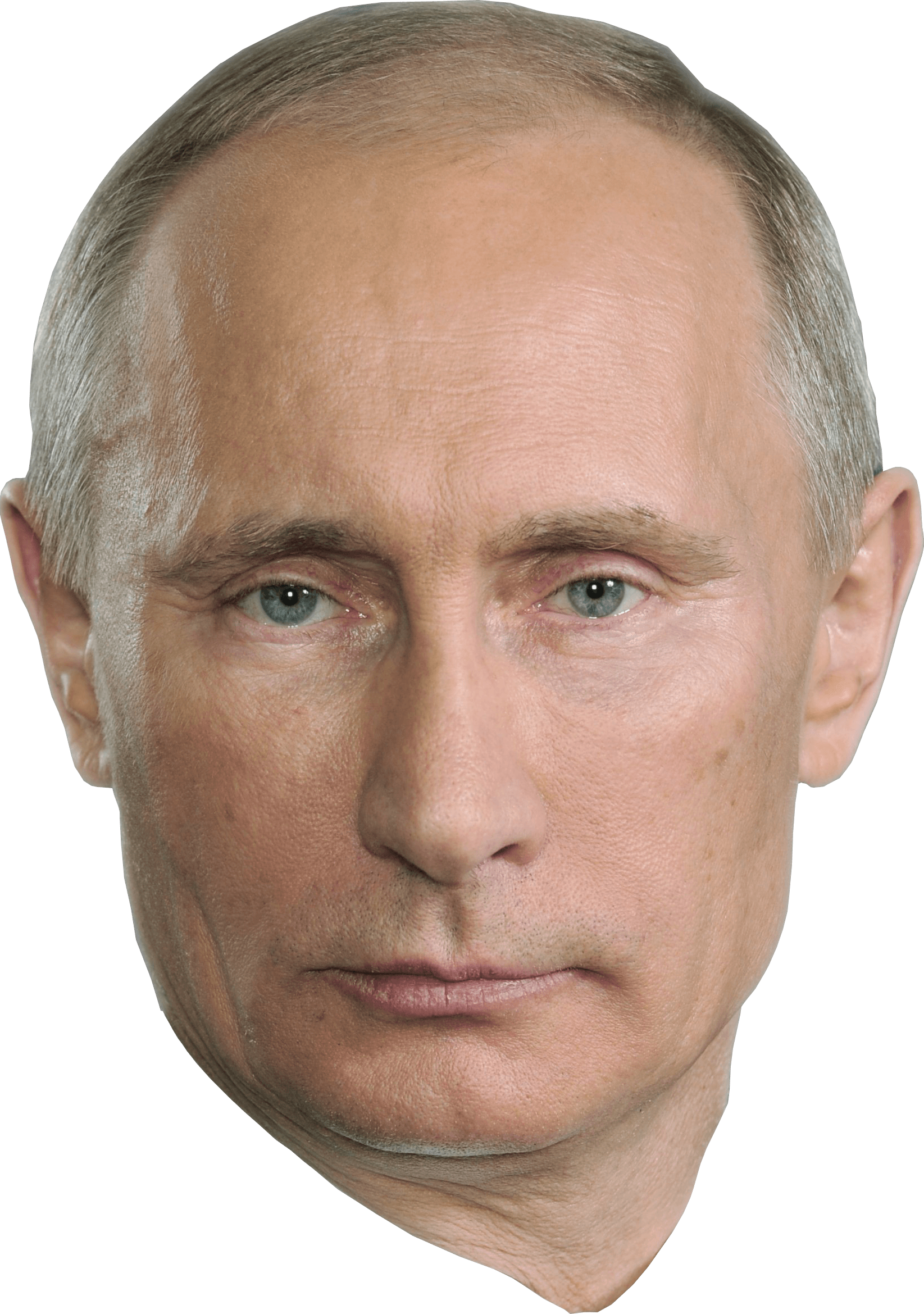 Vladimir Putin With Sunglasses transparent PNG.