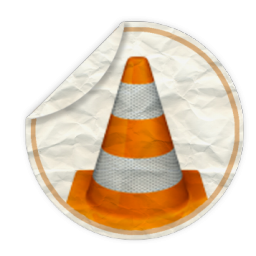Sticker VLC Icon, PNG ClipArt Image.