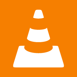 Apps VLC Media Player Metro Icon.