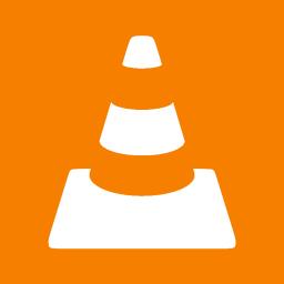 Apps VLC Media Player Metro Icon.