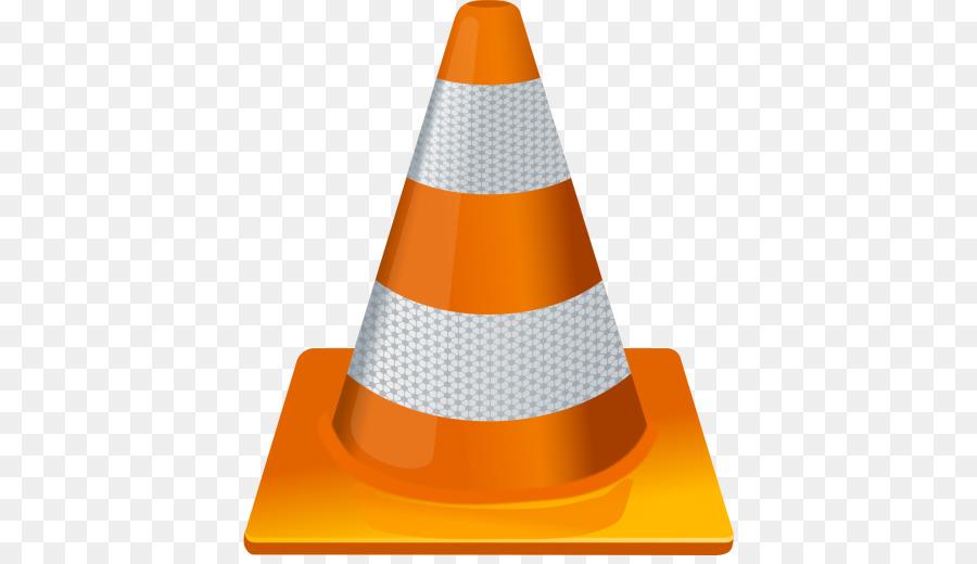 Vlc Media Player Orange png download.