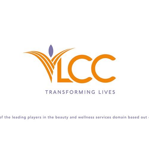 VLCC Brand Identity Design.