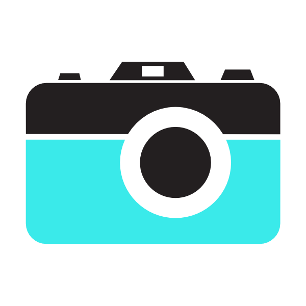 Camera Icon Clip Art.