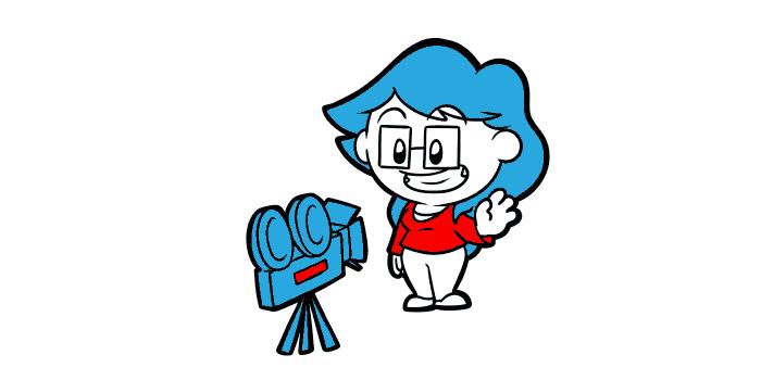 Camera clipart vlog, Camera vlog Transparent FREE for.