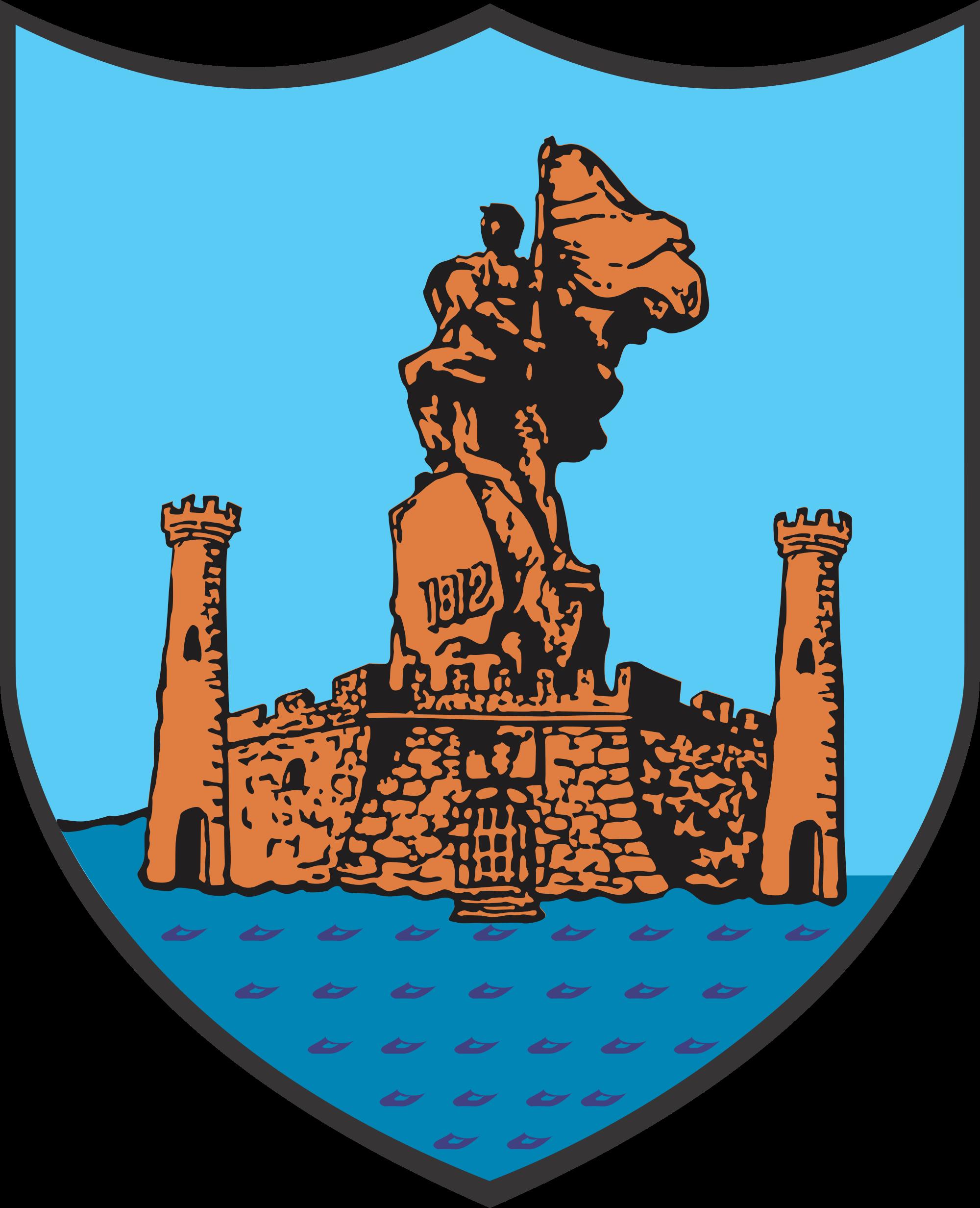 File:Stema e Bashkisë Vlorë.svg.
