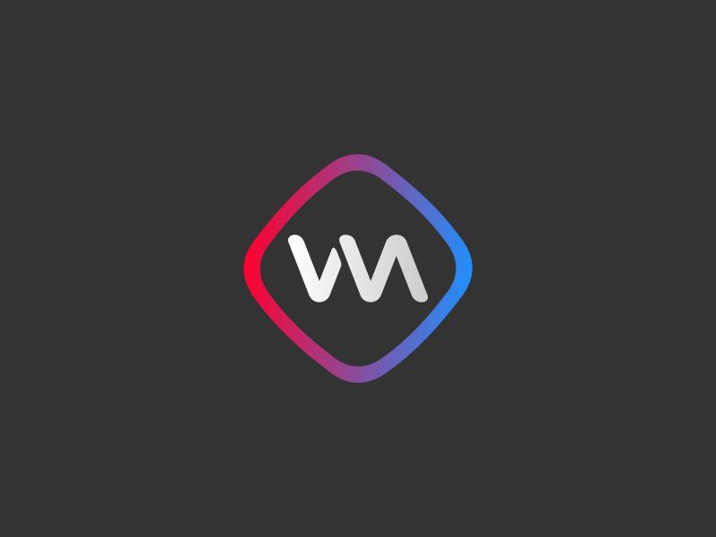 VM Logo by Alexandre Miguel on Dribbble.