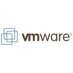 Vmware Logo Icon of Flat style.