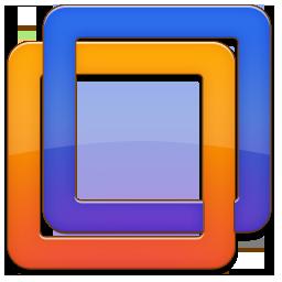 Vmware, workstation icon.