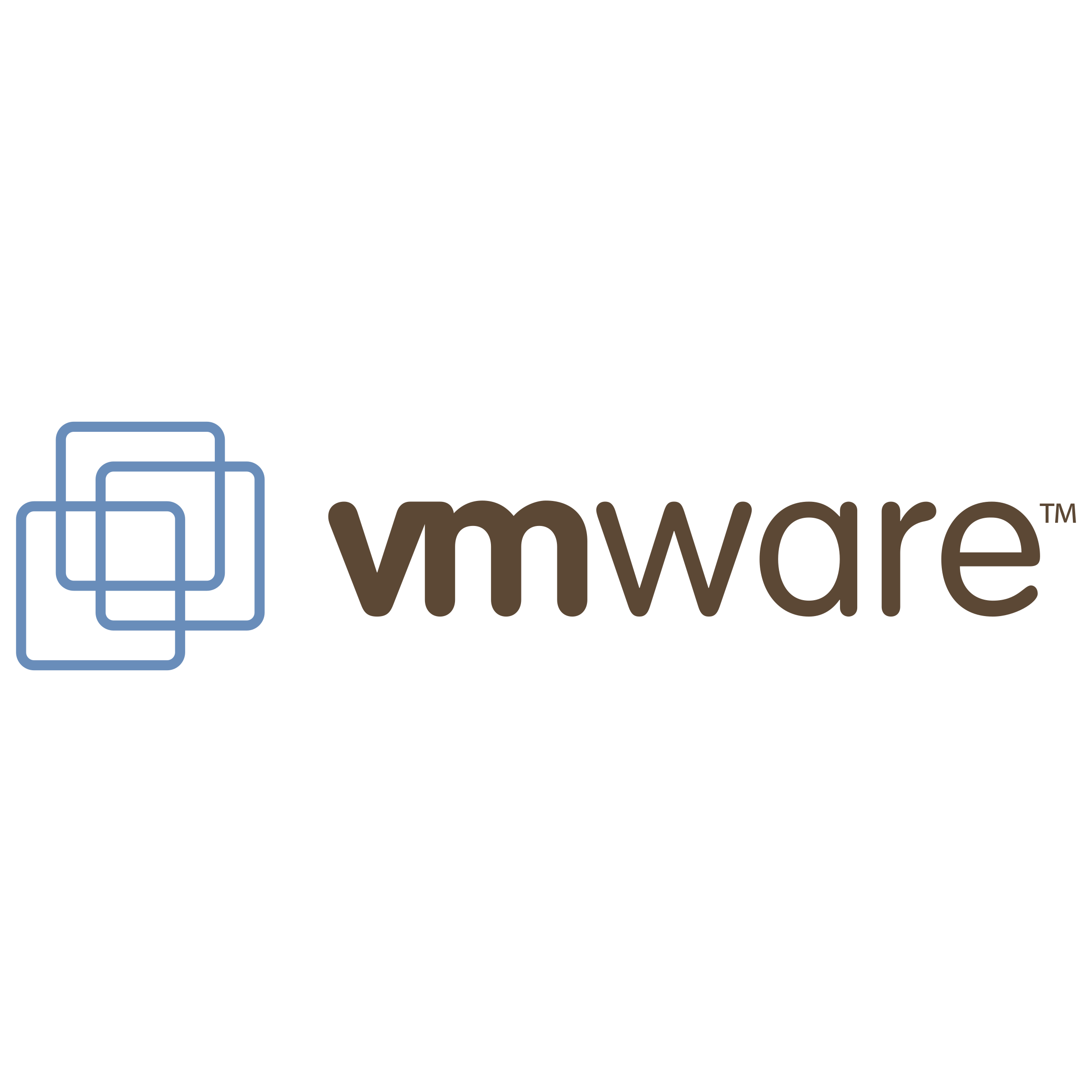 VMware Logo PNG Transparent & SVG Vector.