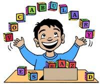 21+ Vocabulary Clip Art.