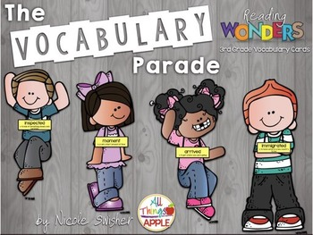 Vocabulary Parade Worksheets & Teaching Resources.