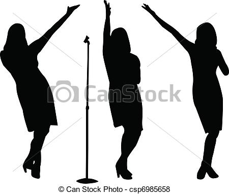 Vocalist Illustrations and Clipart. 583 Vocalist royalty free.