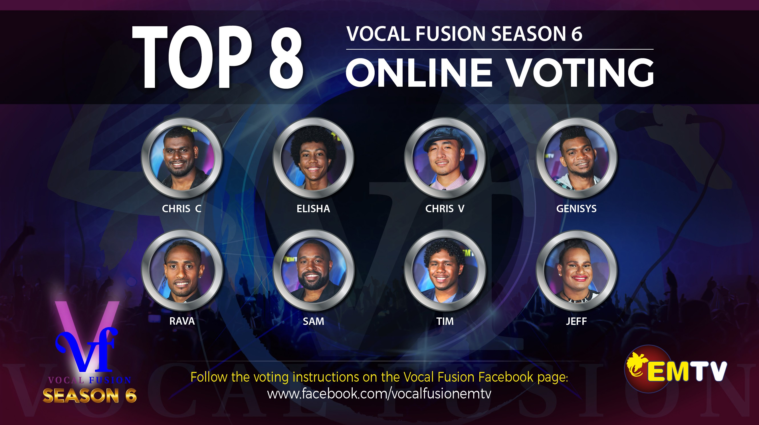 Vocal Fusion Season 6.
