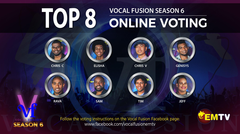 Vocal Fusion Season 6.